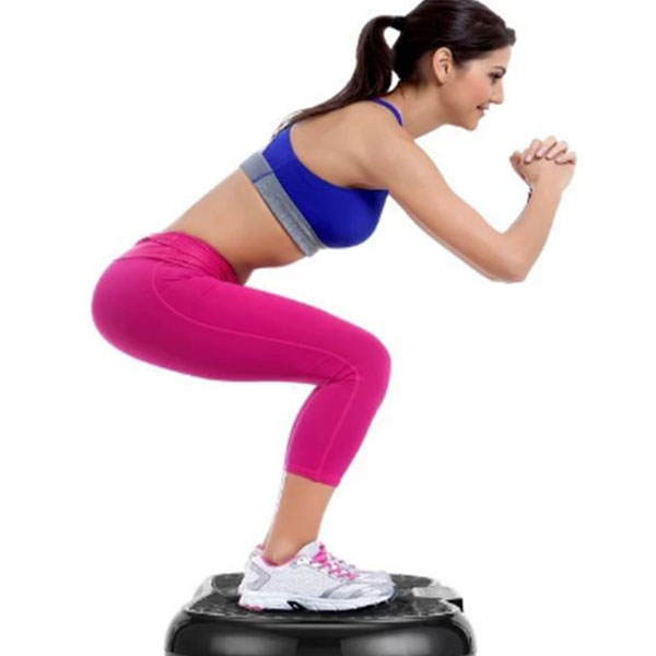 How to use power plate or Vibration plate?