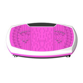 LEMES-S028 Home Use Crazy Fit Mini Size Massage Machine Whole Body Workout Vibration Plate